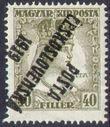 109278 / 0 - Filatelie / ČSR I. / PČ 1919 / Uherské Výplatní (Karel, Zita)