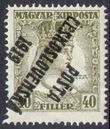 109279 / 0 - Philately / Czechoslovakia 1918-1939 / Posta Ceskoslovenska 1919 Overprint Issue  / Hungarian Charles, Zita