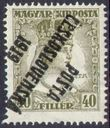 109280 / 0 - Philately / Czechoslovakia 1918-1939 / Posta Ceskoslovenska 1919 Overprint Issue  / Hungarian Charles, Zita
