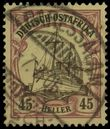 123751 / 0 - Philately / Europe / Germany / German off. abroad / German Colonies