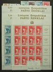 131868 / 0 - Philately / Europe / Lithuania