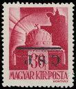 154300 / 2801 - Filatelie / ČSR II. / Revoluční přetisky 1944-1945