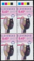 154312 / 3224 - Filatelie / Slovensko 1993 / Známky