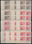 154353 / 2805 - Filatelie / ČSR II. / Revoluční přetisky 1944-1945