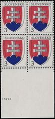 155466 / 3223 - Filatelie / Slovensko 1993 / Známky