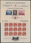 155886 / 2550 - Filatelie / Exil a Polní pošta / Exilové vydání