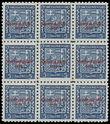 156543 / 2495 - Filatelie / Slovensko 1939-1945 / Přetisková emise