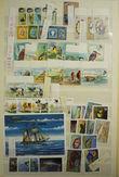 156792 / 890 - Filatelie / Celý svět - partie