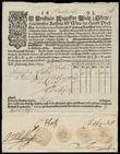 156992 / 1491 - Historické dokumenty, mapy / Šlechtické