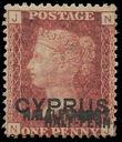 157512 / 76 - Filatelie / Evropa / Kypr