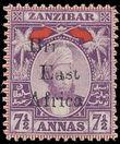 157535 / 652 - Filatelie / Afrika / Severní a východní Afrika / Britská východní Afrika