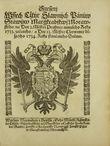 157840 / 1492 - Historické dokumenty, mapy / Šlechtické