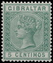 160801 / 45 - Filatelie / Evropa / Gibraltar