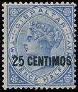160802 / 44 - Filatelie / Evropa / Gibraltar