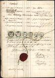 162091 / 1532 - Fiskální ceniny