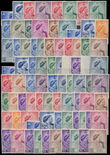 162597 / 1227 - Filatelie / Commonwealth - partie