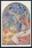 165147 / 0 - Picture Postcards / Theme / Alfons Mucha