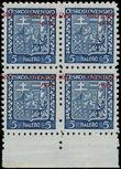 166016 / 2417 - Filatelie / Slovensko 1939-1945 / Přetisková emise