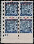 166018 / 2418 - Filatelie / Slovensko 1939-1945 / Přetisková emise
