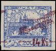 166500 / 1406 - Filatelie / ČSR I. / Letecké 1920 - ex Wilhelms