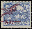 166502 / 1405 - Filatelie / ČSR I. / Letecké 1920 - ex Wilhelms