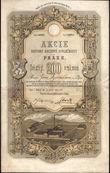 166998 / 1236 - Ostatní sběratelské obory / Akcie, obligace, šeky