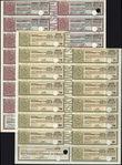 167022 / 1241 - Ostatní sběratelské obory / Akcie, obligace, šeky