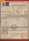 167977 / 2488 - Filatelie / Zakarpatská Ukrajina / Zakarpatská Ukrajina 1918-1938