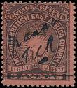 172722 / 503 - Filatelie / Afrika / Severní a východní Afrika / Britská východní Afrika