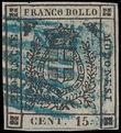 173132 / 58 - Filatelie / Evropa / Itálie / Staroitalské státy / Modena