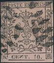173143 / 55 - Filatelie / Evropa / Itálie / Staroitalské státy / Modena