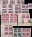 174058 / 2228 - Filatelie / Protektorát ČaM / Předběžné, souběžné