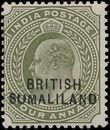 174858 / 913 - Filatelie / Afrika / Severní a východní Afrika / Britské Somálsko
