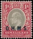 174861 / 914 - Filatelie / Afrika / Severní a východní Afrika / Britské Somálsko