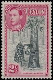175087 / 997 - Filatelie / Asie / Jižní Asie / Cejlon