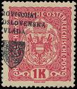 175525 / 1533 - Filatelie / ČSR I. / Revoluční 1918