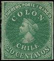 175697 / 0 - Filatelie / Amerika a Karibik / Jižní Amerika / Chile