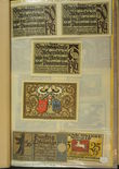 176096 / 1110 - Papírová platidla / Evropa