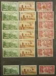 176107 / 64 - Filatelie / Evropa / Francie / Koloniální vydání