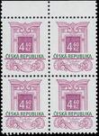 176374 / 2844 - Filatelie / Česká republika / Známky