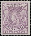 177761 / 793 - Filatelie / Afrika / Severní a východní Afrika / Britská východní Afrika
