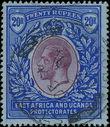 178583 / 794 - Filatelie / Afrika / Severní a východní Afrika / Britská východní Afrika a Uganda