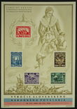 180188 / 0 - Philately / Czechoslovakia 1945-1992 / Postage stamps 1945-1953