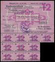 181893 / 1396 - Papírová platidla / Čechy a Morava 1939 - 1945