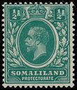 182316 / 1091 - Filatelie / Afrika / Severní a východní Afrika / Britské Somálsko