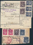 182869 / 0 - Philately / Czechoslovakia 1945-1992 / Official