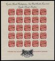 182941 / 1242 - Filatelie / Exil a Polní pošta / Exilové vydání