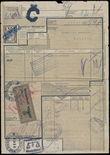 184798 / 1486 - Fiskální ceniny