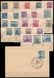 184929 / 2408 - Filatelie / Zábory / Sudety
