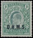 185198 / 816 - Filatelie / Afrika / Severní a východní Afrika / Britské Somálsko